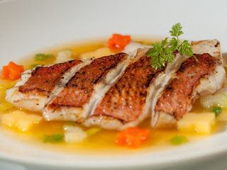 Resipi Sup Ikan Merah