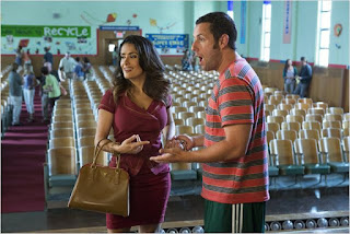 Salma Hayek Adam Sandler Grown Ups 2