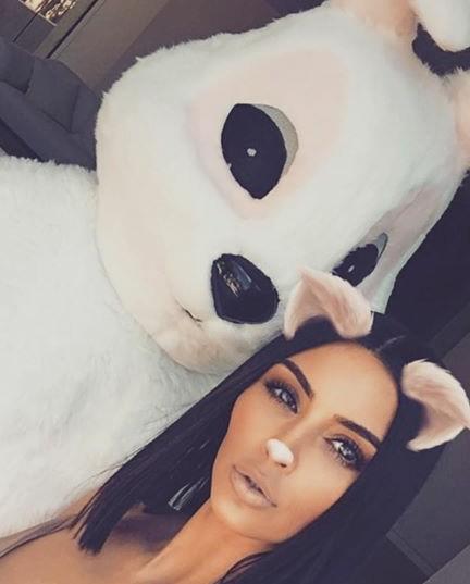 filtros de snapchat en la vida real
