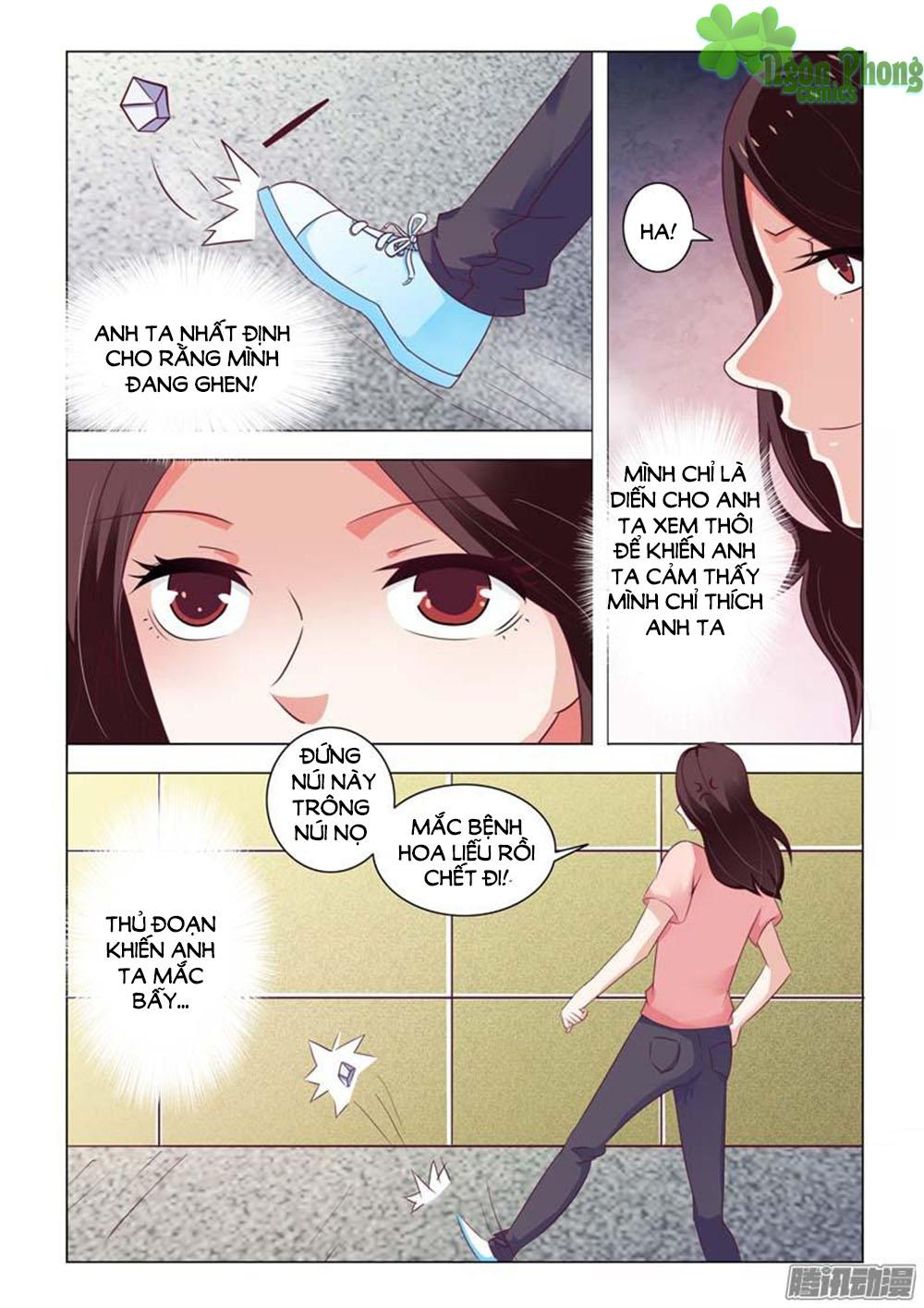 Hào Môn Tiểu Lão Bà – Chap 83