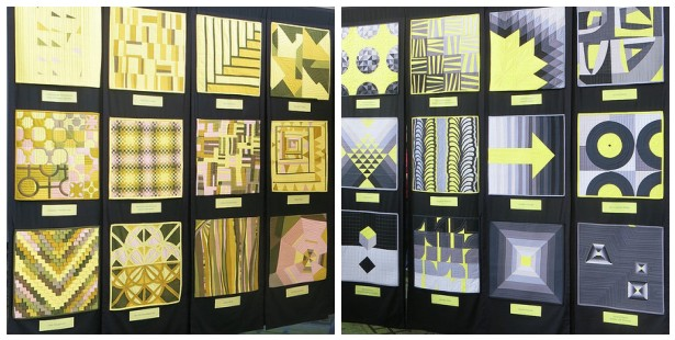 Quiltcon 2017 - Kona limited edition colour Challenge