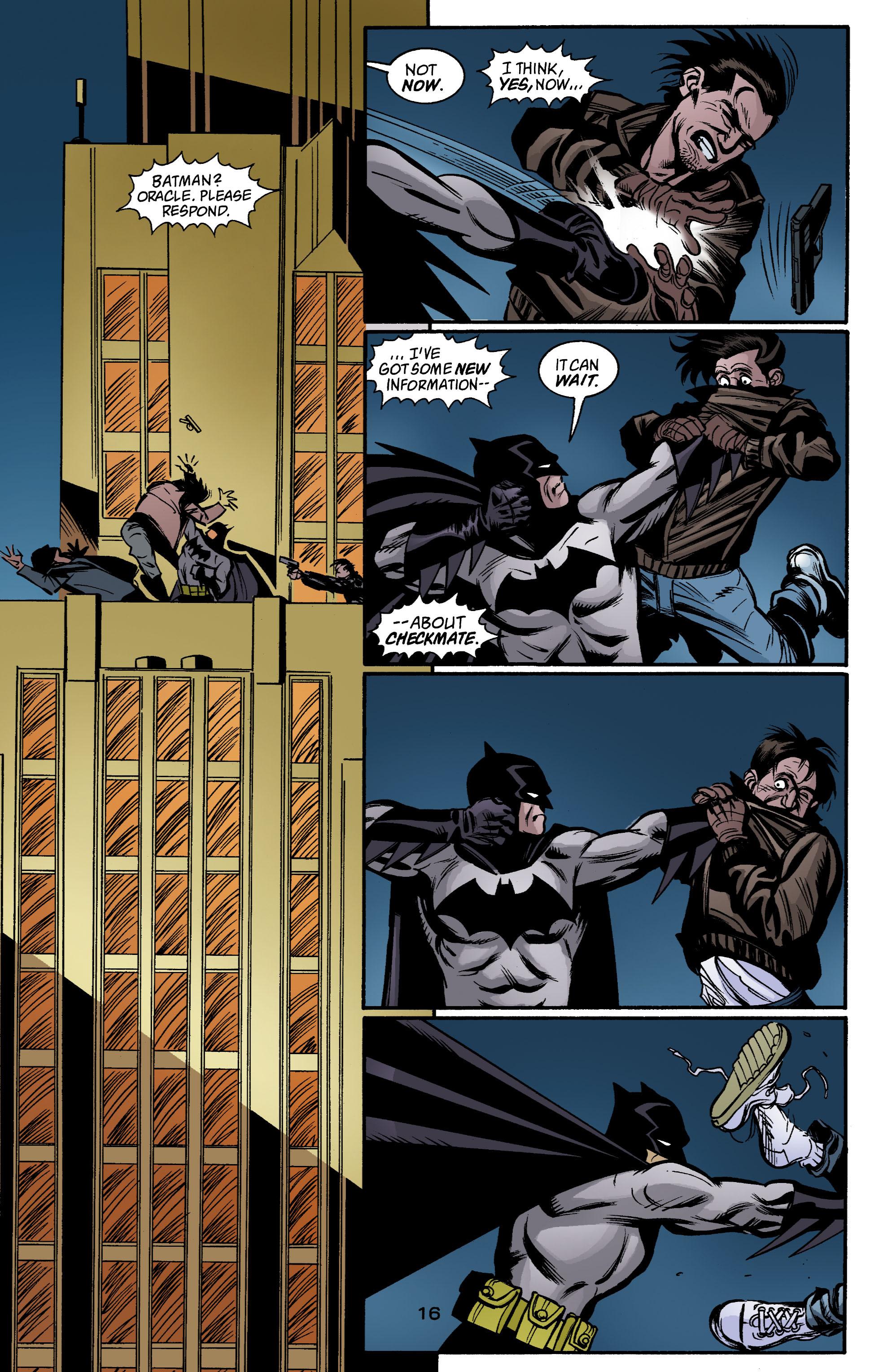 Detective Comics (1937) 775 Page 16