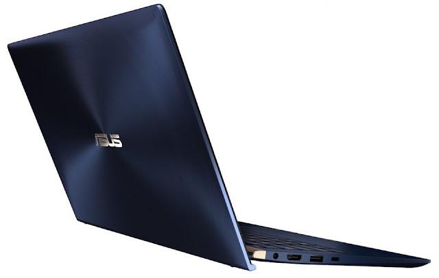 Asus Perkenalkan Zenbook 13 (Ux333), Zenbook 14 (Ux433), Dan Zenbook 15 (Ux533)