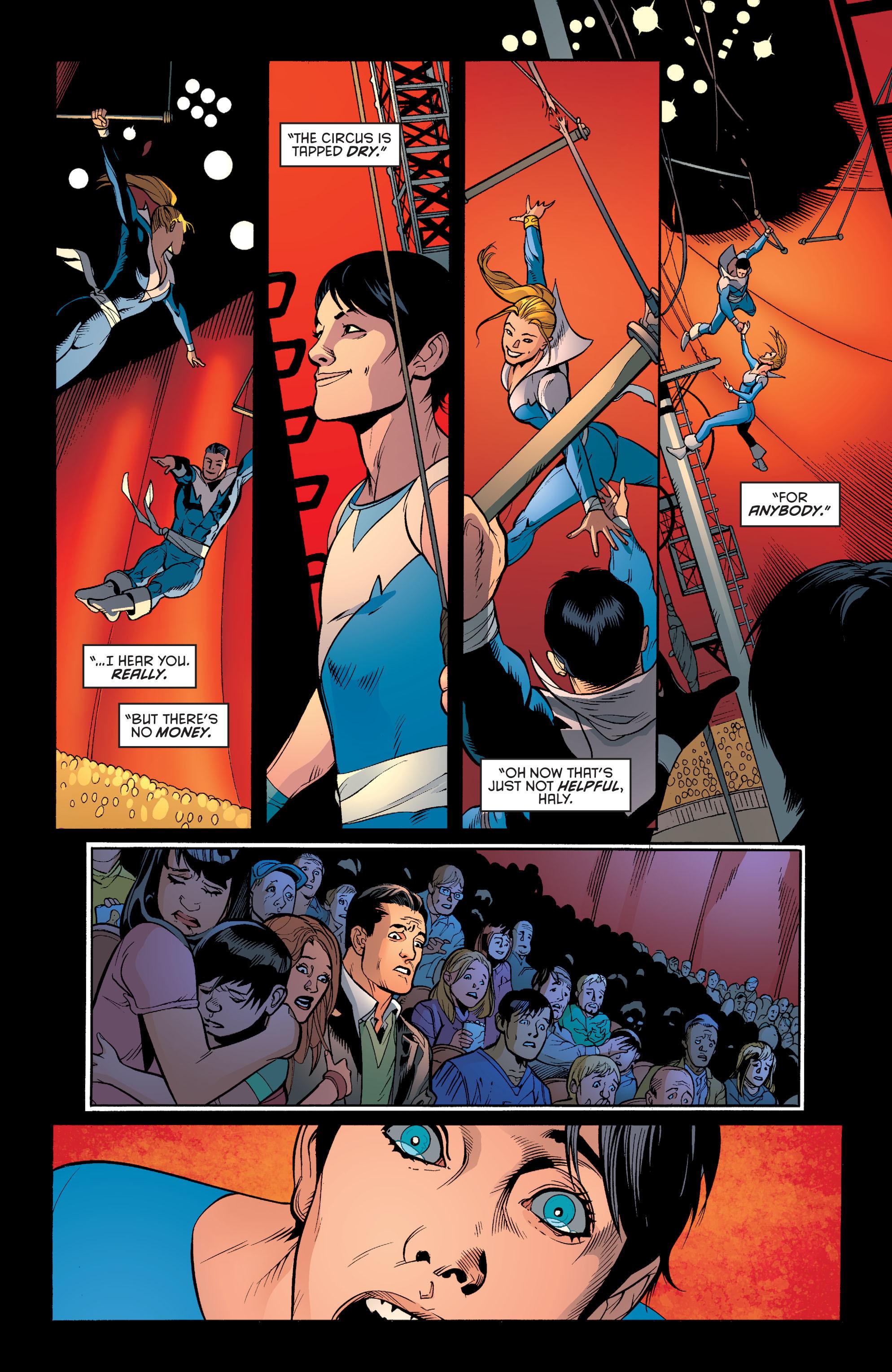 Read online Secret Origins (2014) comic -  Issue #1 - 17