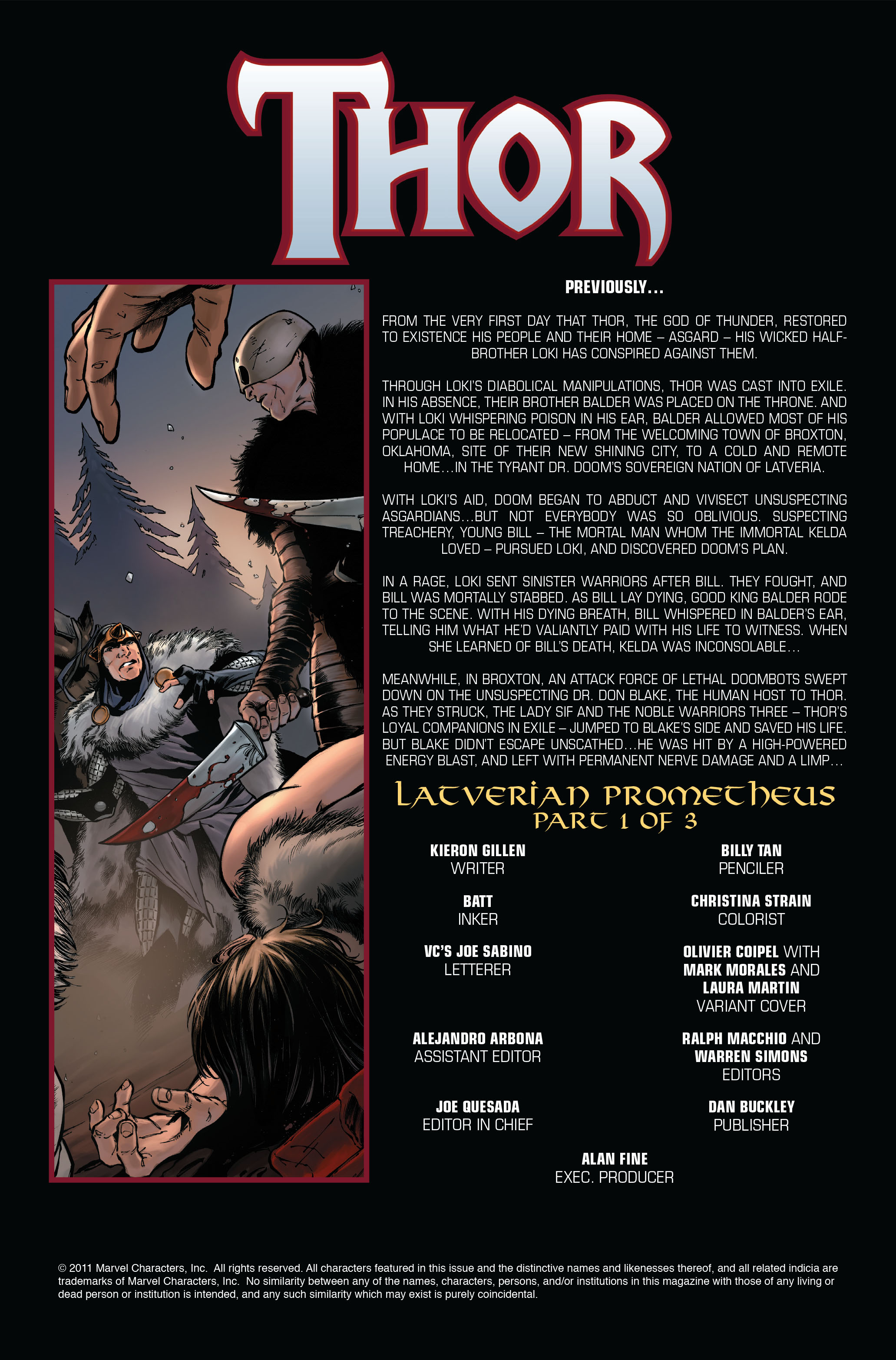 Thor (2007) Issue #604 #17 - English 2
