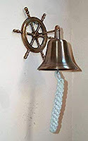 Produktbild Schiffsglocke Messing