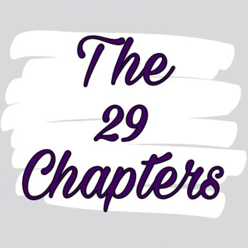 The 29 chapters