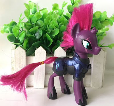 MLP Movie Tempest Shadow Brushable Figure