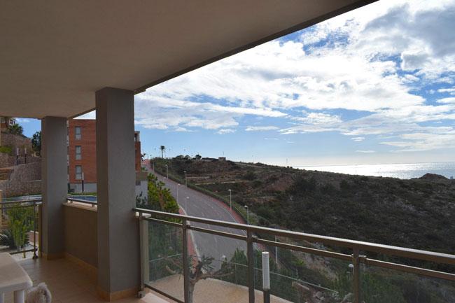 apartamento en venta urbanizacion torre bellver terraza1