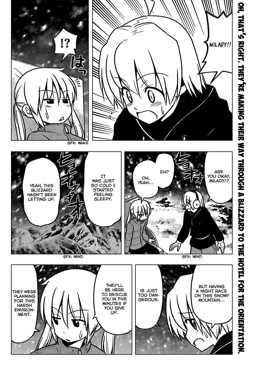 Hayate the Combat Butler - Chapter 523