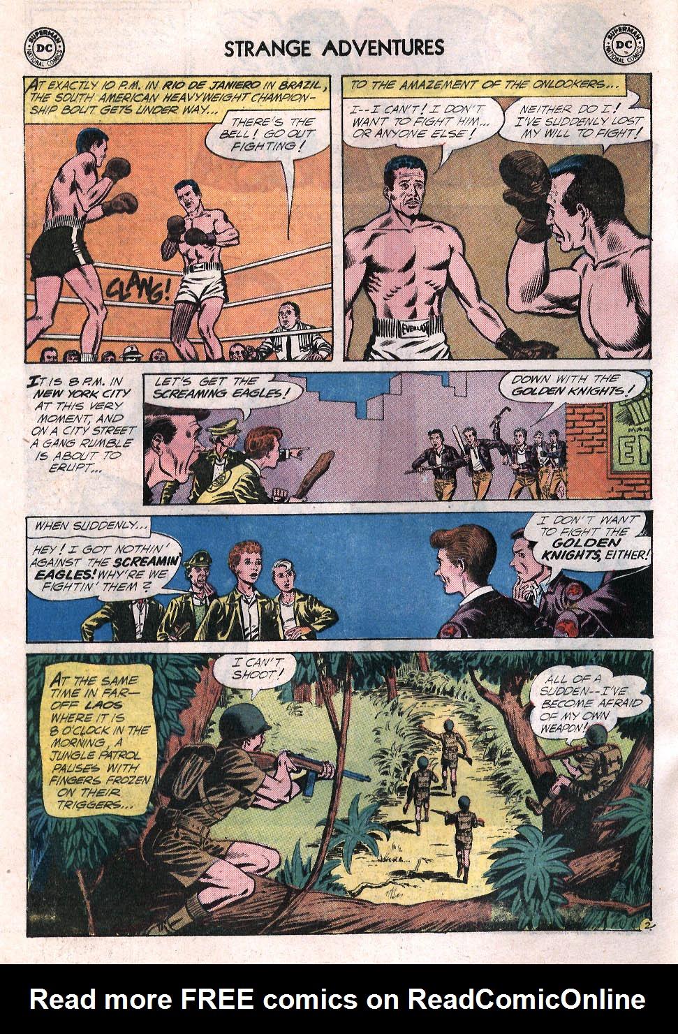 Strange Adventures (1950) issue 137 - Page 4