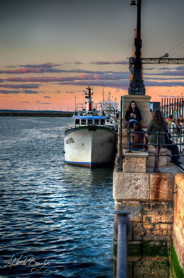 Muelle de Levante, Huelva