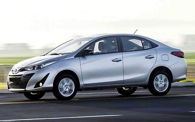 Toyota Yaris Sedan XL Plus Tech 2019 Automático
