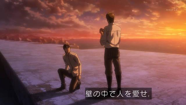 Shingeki no Kyojin Season 3 Part 2 - Episode 10