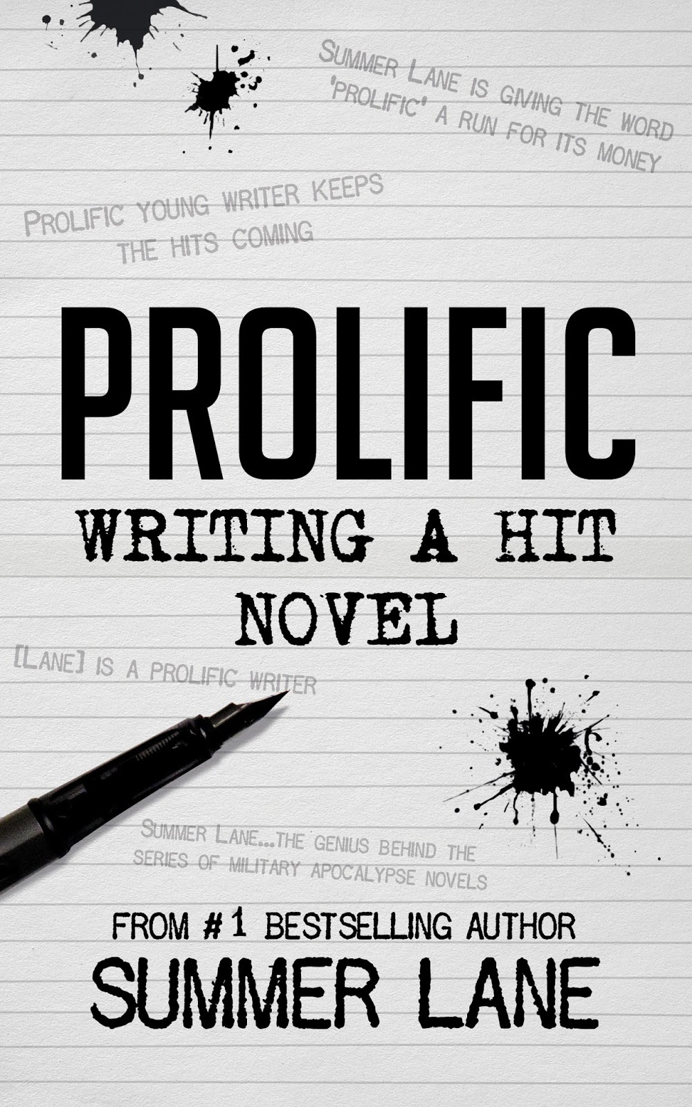 Writing belle september 2017 prolific writing a hit novel will be a compilation and guidebook that covers everything i have learned about establishing yourself in a modern publishing solutioingenieria Images