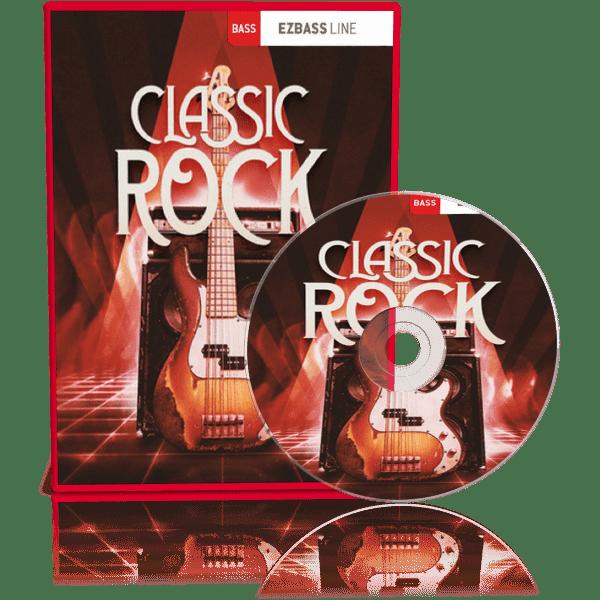 Toontrack Classic Rock EBX v1.0.1 Full version