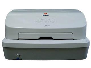 Cara Mereset Printer OLIVETTI PR2/PR2 Plus