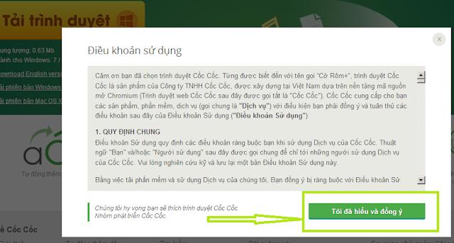 Download Cốc Cốc cho Windows - Trình duyệt web MIỄN PHÍ 1