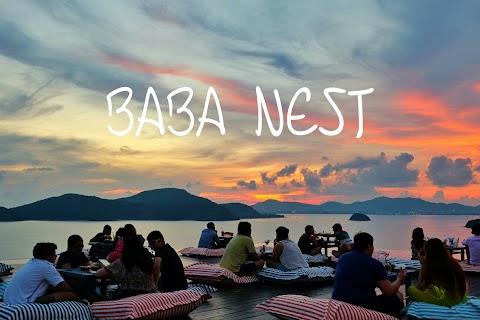 Sunset Ala Jetset di Baba Nest Phuket