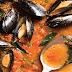 Mussels In Light Broth Recipe