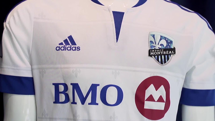 brand new 606a6 3a32a Montreal Impact 2015 Away Jersey Released - Footy Headlines