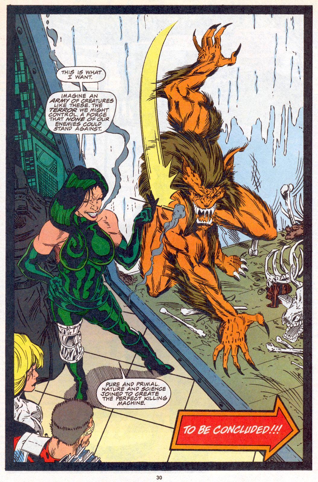 Hawkeye (1994) Issue #3 #3 - English 21