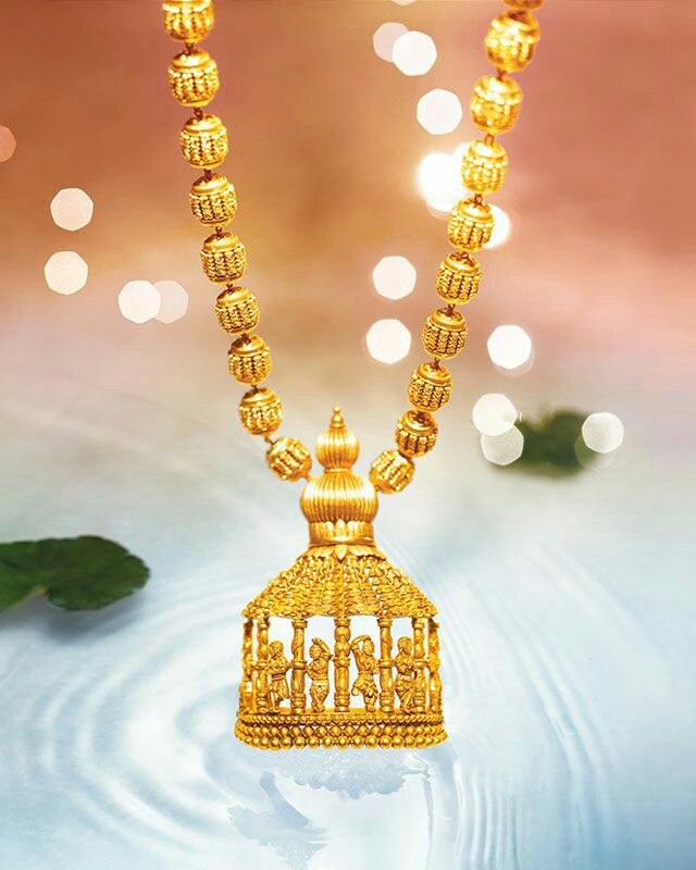 Tanishq Divyam gold necklace designs