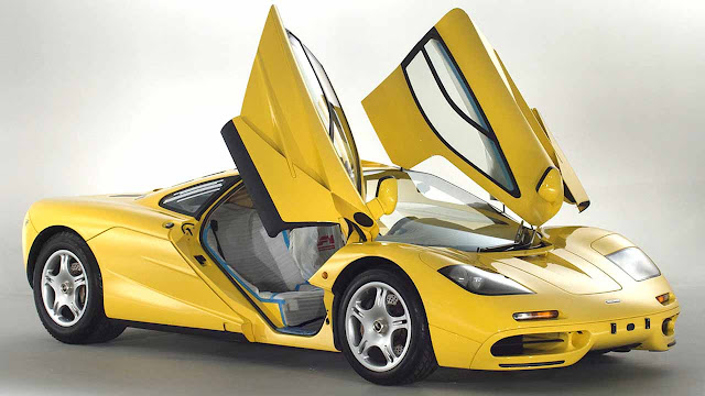 How much will they have paid to release a McLaren F1