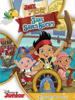 Jake si piratii din Tara de Nicaieri: Jake o salveaza pe Bucky dublat in romana