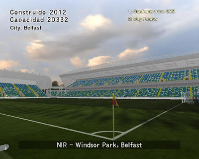 PES 6 Stadiums Windsor Park