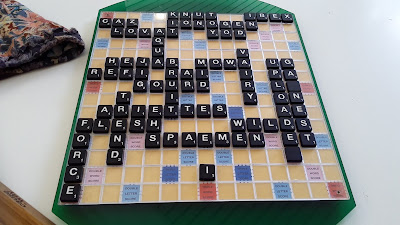 Capgemini International Scrabble Tournament 2019