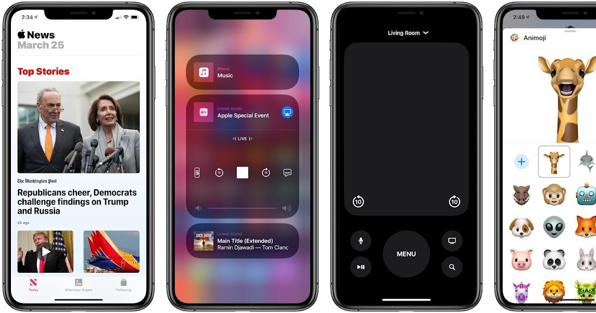 iOS 12.2 Download Available for iPhone and iPad ~ iPhoneSlash
