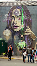 City Of Colours Birmingham Street Art Festival
