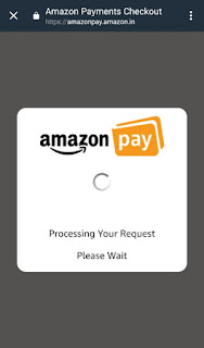 Recharge Using Amazon Pay Balance via Haptik App
