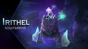 March Starlight Skin: Irithel NightArrow Available at 499