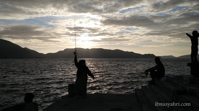 Romantisme di Pelabuhan Tua Ulee Lheue