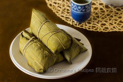 dragon boat festival - cantonese rice dumpling