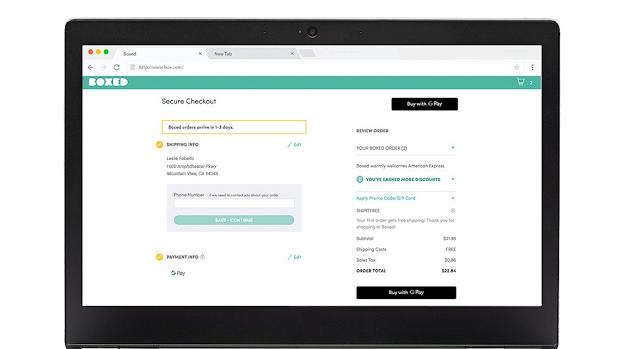 Google Pay Sekarang Tersedia di Web Melalui Desktop dan iOS