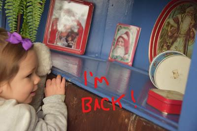 Josie s Back!