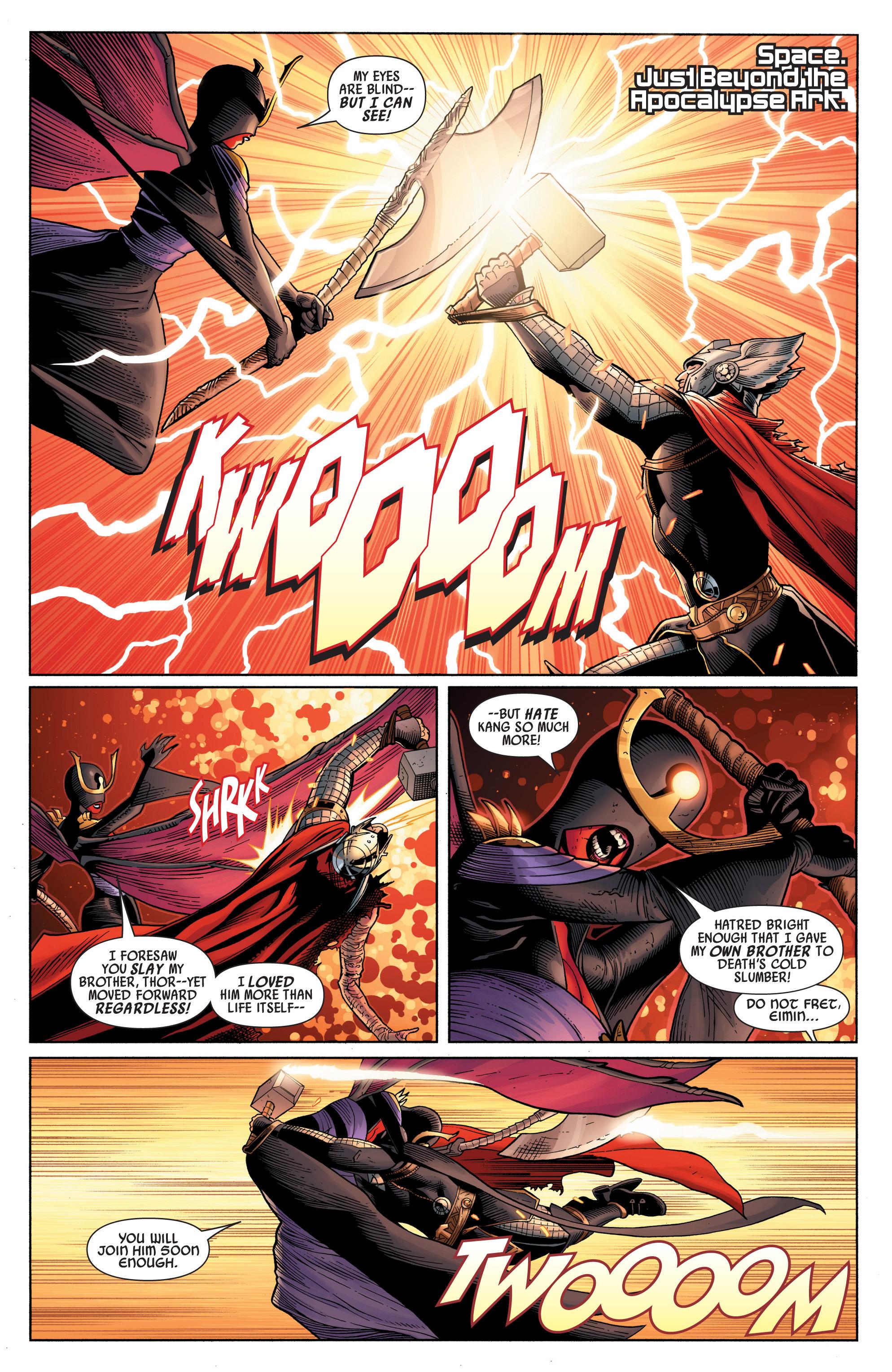 Read online Uncanny Avengers (2012) comic -  Issue #17 - 7