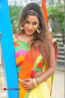 Actress Sri Reddy Pictures at Dandiya Navrang Utsav 2016 Curtain Raiser Event  0030.JPG