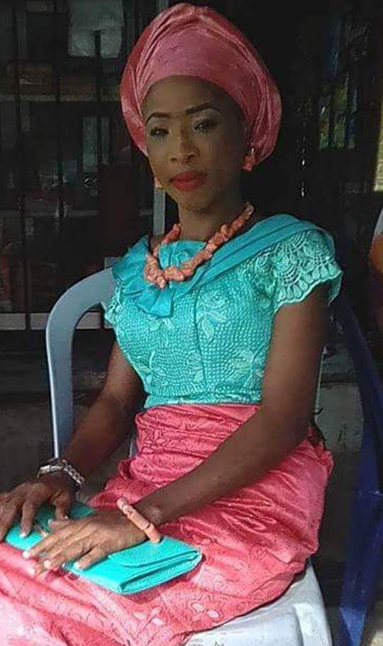 Photos: Lady accused of witchcraft in Sapele, allegedly brutally beaten by soldiers and left to die on the street