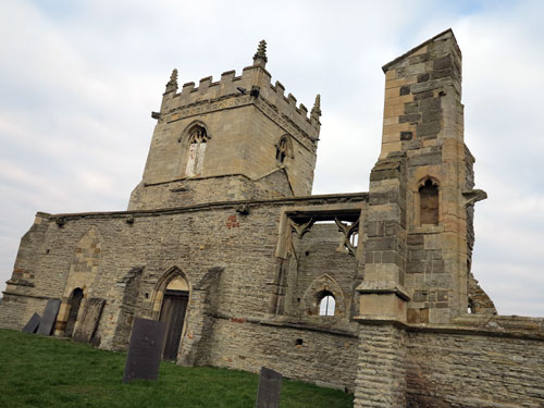 St. Mary's Church Colston Bassett, UK