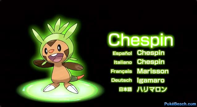 Venusaur Seed Pokemon Generasi ke VI X&Y telah diumumkan