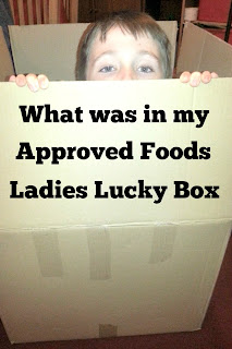 Approved Foods Ladies Lucky Box Review
