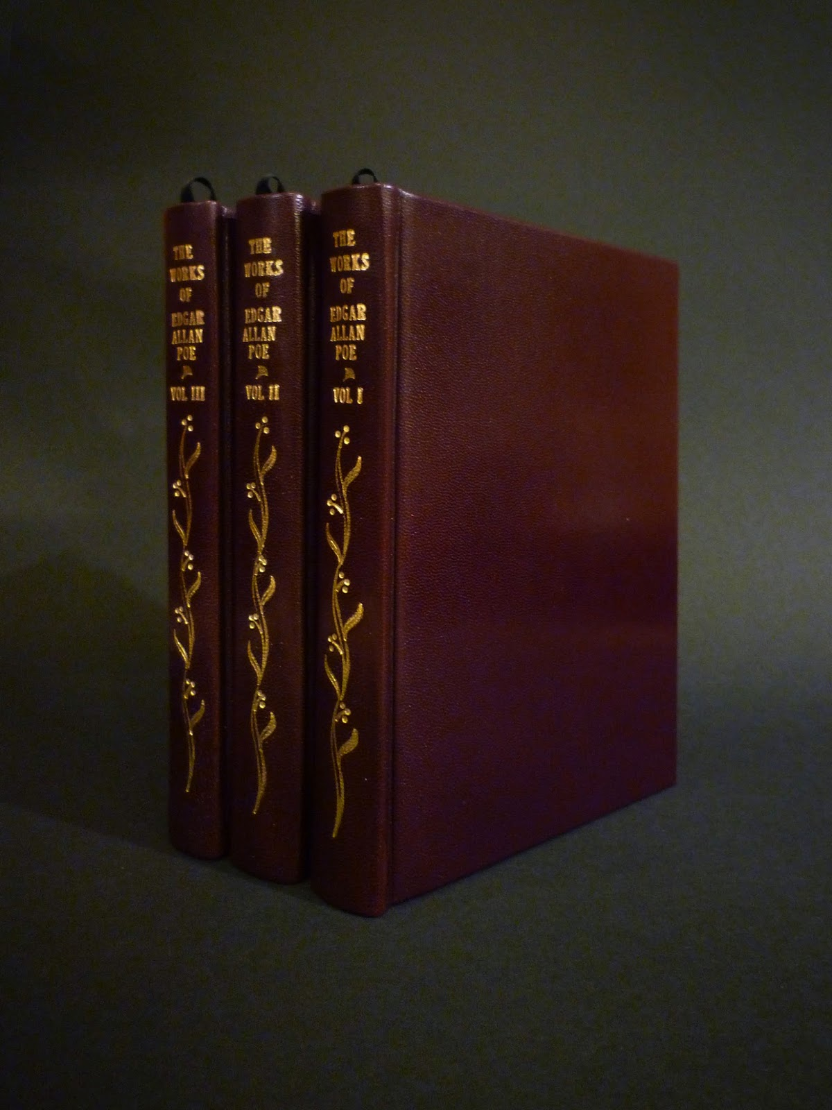 writings of edgar allan poe