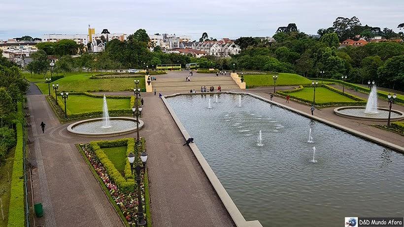 Parque Tanguá - O que fazer em Curitiba, Paraná