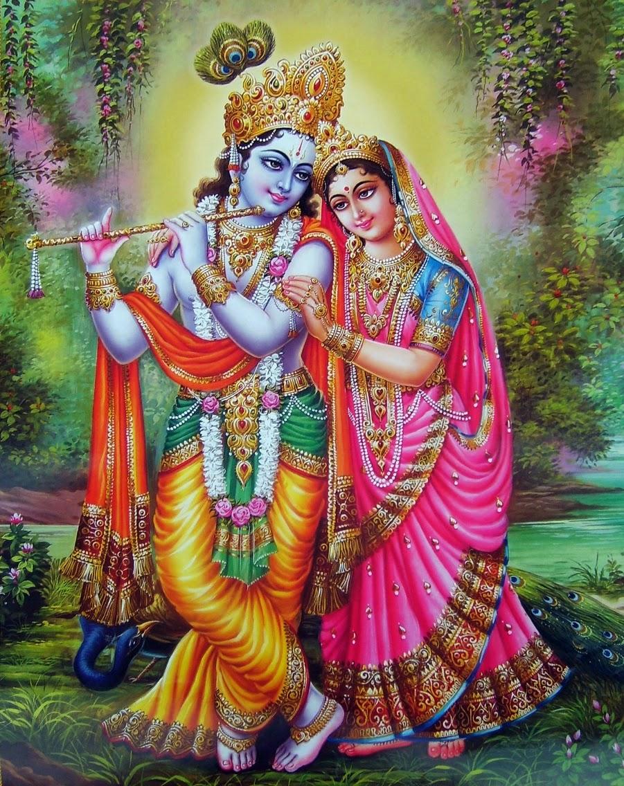 12 Best Krishna hd mobile and laptop wallpaper free download - Best Devotional Full HD ...