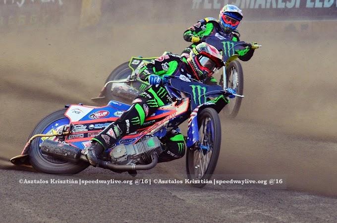 Speedway Grand Prix Prága felvételről (videó)
