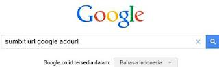 Google Add Url Solusi Sumbit Url Link Baru